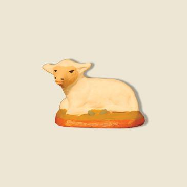 Mouton couché 6 cm