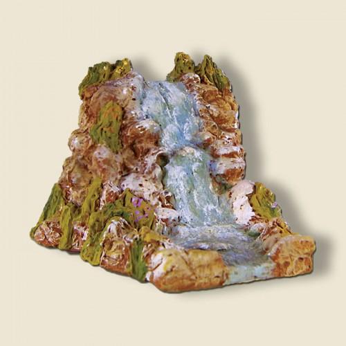 image: Cascade (plâtre haute densité)
