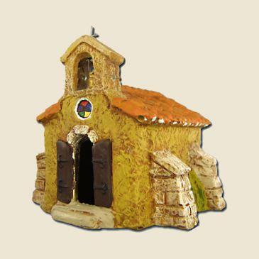 Chapelle (plâtre haute densité)