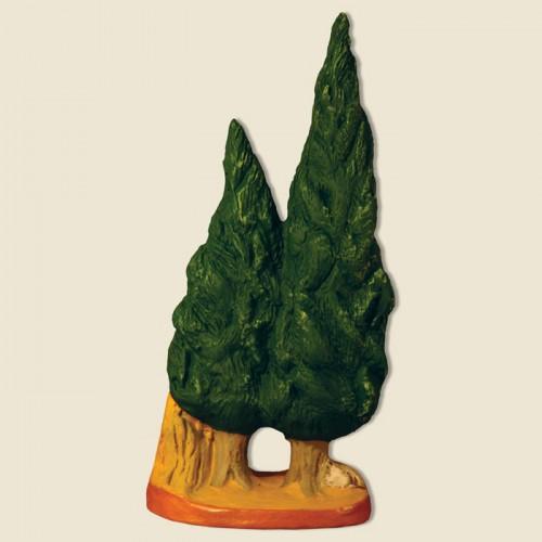 image: Double Cypress
