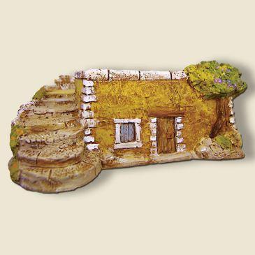 Socle pour Moulin de 20cm (plâtre haute densité)
