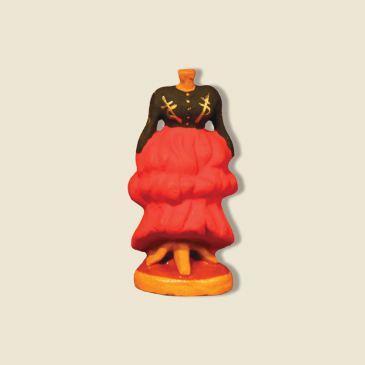 Mannequin du couturier 4 cm