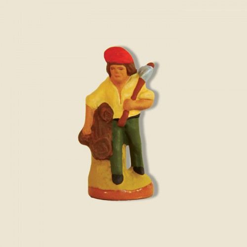 image: Woodcutter