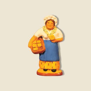 Woman wiht soap