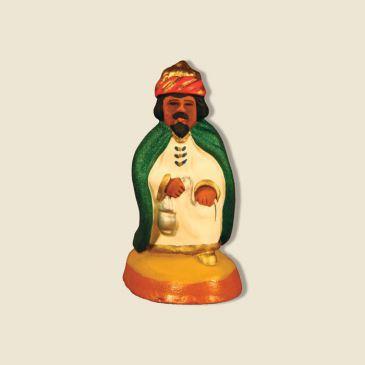 image: Roi à genoux Gaspard