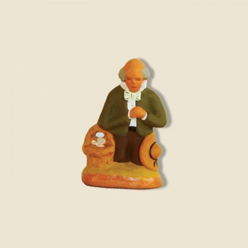 image: Prieur à genoux