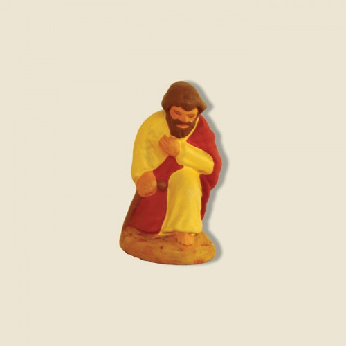 image: Saint-Joseph kneeing