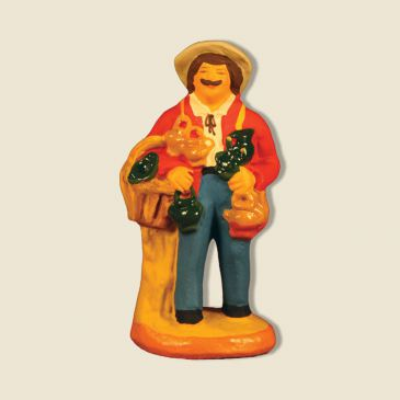 image: Marchand de poteries
