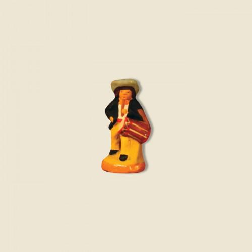 image: Tambourine player