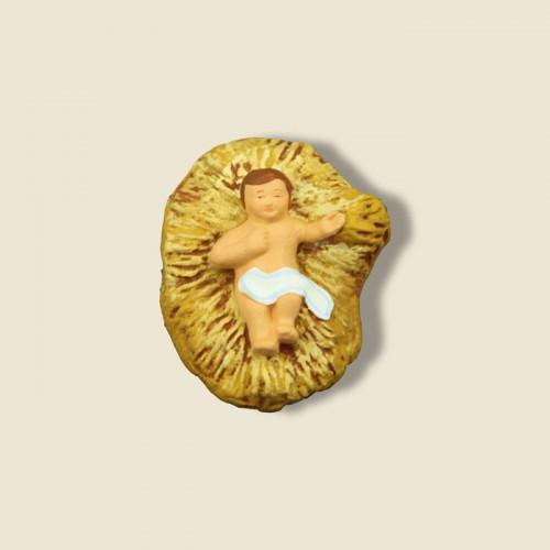 image: Jésus sur paille