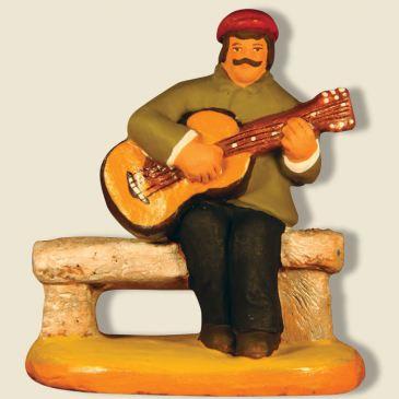image: Guitariste