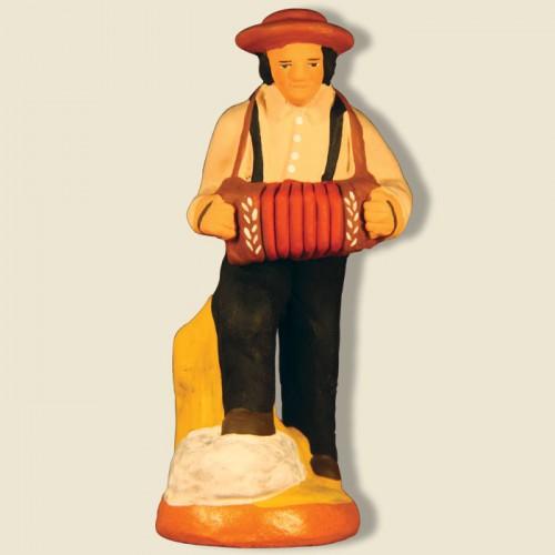 image: Joueur de bandonéon (beige)