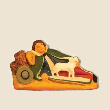 image: Berger couché