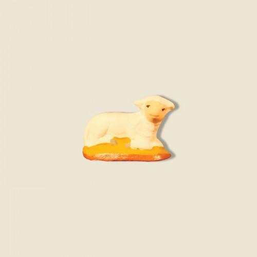 image: Sheep lying