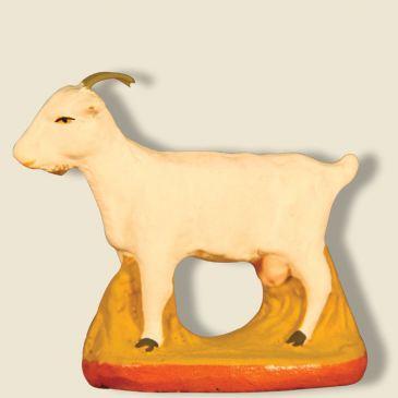 Chèvre blanche 9 cm