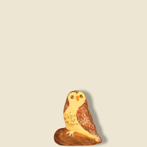 image: Barn owl