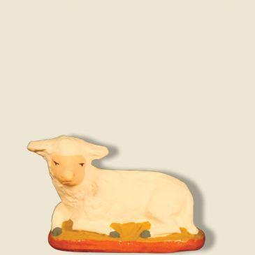 Mouton couché 9 cm