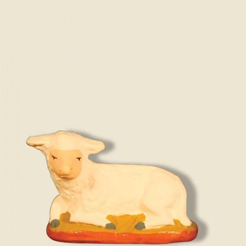 image: Mouton couché
