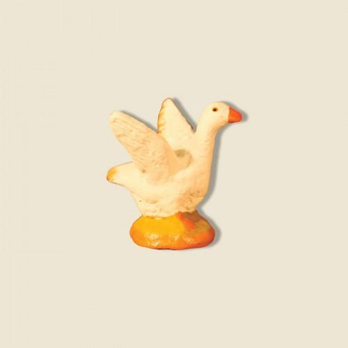 image: Oie ailes ouvertes