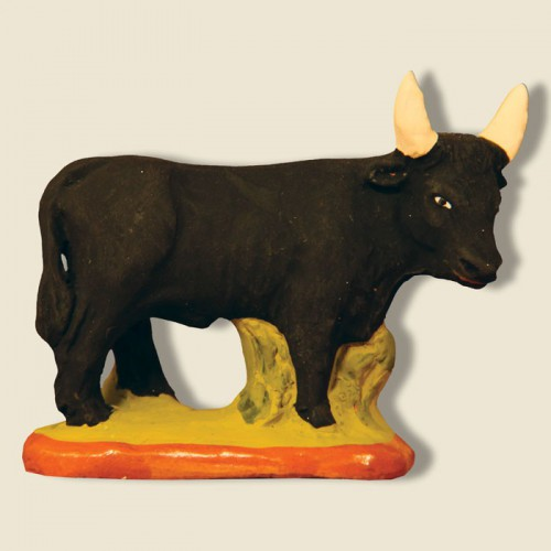image: Bull calf (young Bull)