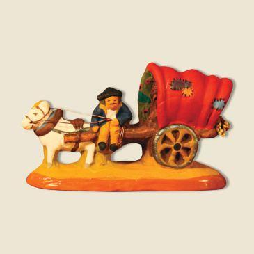 Gipsy's cart