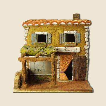 Pub provencal (clay)